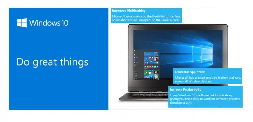 Benefits of upgrading to Windows 10 Professional!